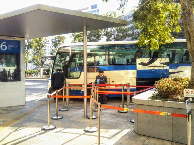 JRバス関東で佐野プレミアムアウトレット