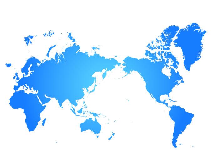 世界地図*イメージ画像