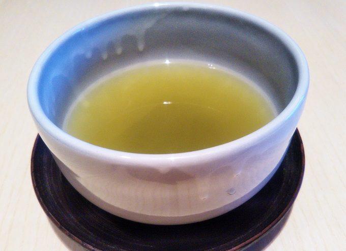 12種類入ったおばんさい御膳のセットの煎茶!【神楽坂茶寮 渋谷スクランブルスクエア】